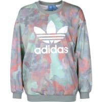 adidasCrew W Sweater türkis