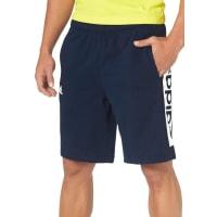 adidas PerformanceESSENTIALS LINEAR SHORT Shorts, blau, Marine-Weiß