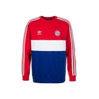 adidasFc Bayern München Crew Sweatshirt Herren