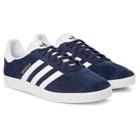 adidasGazelle Suede Sneakers - Navy