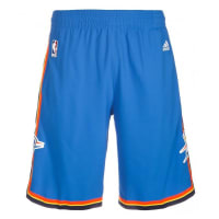 adidas PerformanceOklahoma City Thunder Swingman Basketballshort Herren, blau, blau / orange