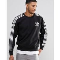 adidas OriginalsAdicolour Crew Sweatshirt B10717 - Black