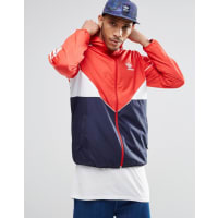 adidas OriginalsCRDO Windbreaker Jacket AY7729 - Red