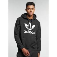 adidasHooded-Sweatshirt ADI Trefoil black/white