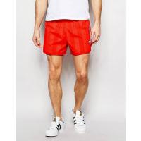 adidas OriginalsRetro-Shorts AJ6934 - Rot