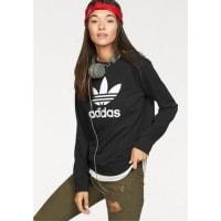adidas OriginalsSweatshirt »TREFOIL CREW SWEATER« Damen