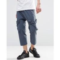 adidas OriginalsTact Cargo Pants AY9267 - Blue