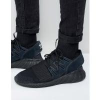 adidas OriginalsTubular Doom Trainers In Black S80508 - Black