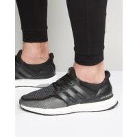 adidas OriginalsUltra Boost Trainers In Black AQ5954 - Black
