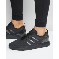 adidas OriginalsZX Flux ADV Sneakers In Black S76548 - Black