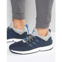 adidas OriginalsZX Flux Trainers - Blue