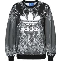 adidasPavao W Sweater schwarz grau