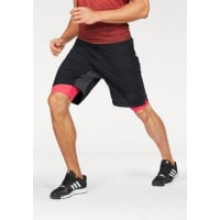 adidas Performance2-in-1-Shorts »ASS 2 GRASS 2IN1« Herren