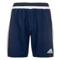 adidas PerformanceCampeon 15 Short Herren, blau, dunkelblau / weiß