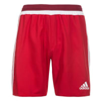 adidas PerformanceCampeon 15 Short Herren, rot, rot / weiß
