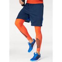 adidas PerformanceFunktionsshorts »SPEED SHORT GRADIENT«, blau, blau