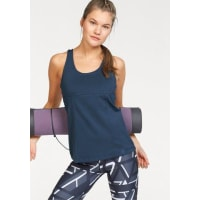 adidas PerformancePOWER YOGI TANK 2-in-1-Funktions-Tanktop Damen