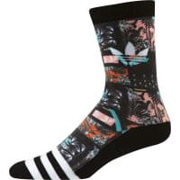 adidasPrinted Soccer Socken schwarz
