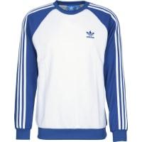 adidasSst Crew Sweater weiß blau