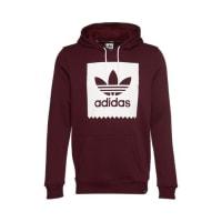 adidasSweatshirt BLKBRD BASIC HD rot