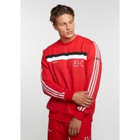 adidasSweatshirt ID96 scarlet