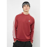 adidasSweatshirt SST mystery red