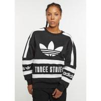 adidasSweatshirt Trefoil black