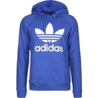 adidasTrefoil Hoodie blau weiß