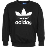 adidasTrefoil W Sweater schwarz weiß