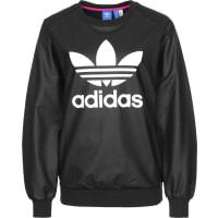 adidasTrefoil W Sweater schwarz schwarz
