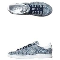 adidasWomens Stan Smith Leather Shoe White