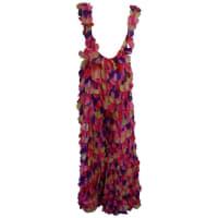 ADOLFORare Vintage Bright Multicolor Petal Jumper & Overalls - 8 - 1960s