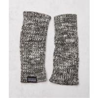 Adrian HammondAce Knitted Mittens Dark Grey