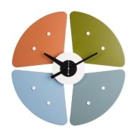 AEON FURNITUREPetal Clock - Multicolor