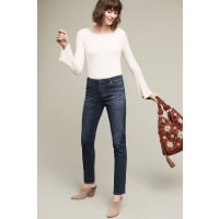 AG - Adriano GoldschmiedPrima Mid-Rise Ankle Jeans