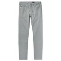AG - Adriano GoldschmiedThe Stockton Skinny-fit Stretch-denim Jeans - Gray
