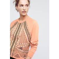 Akemi + KinBeaded Rose Sweatshirt