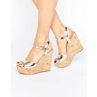 AldoAralinna Platform Wedge Sandals