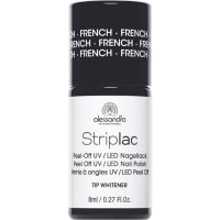 AlessandroMake-up Striplac Peel-Off UV / LED NagellackStriplac French Nail Tip Whitener 8 ml