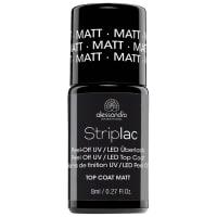 AlessandroStriplac Top Coat Matt Nagelüberlack 8 ml