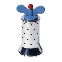 Alessipepper mill blue-stainless steel