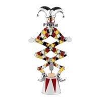 AlessiThe Circus Jester Corkscrew
