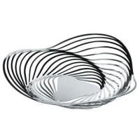 AlessiTrinity fruit bowl stainless steel
