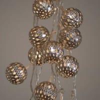 All Things Brighton BeautifulGrand Maroq Silver String Lights
