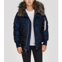 Alpha IndustriesALPHA INDUSTRIES Jacke »Arctic Jacket Wmn«, blau, rep.blue