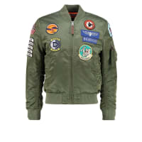 Alpha IndustriesGiubbotto Bomber sage green