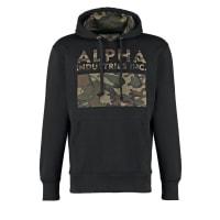 Alpha IndustriesHoodie black