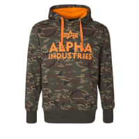 Alpha IndustriesFOAM Sweatshirt grün