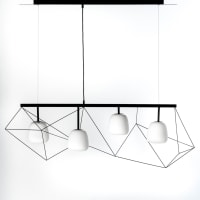 AM.PMHanglamp Spiro, design E. Gallina