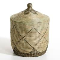 AM.PMCesta de paja de arroz, Louna
